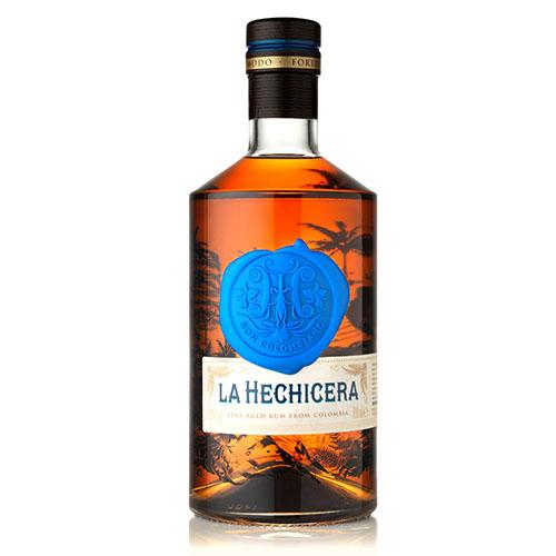 La Hechicera Aged Rum 700ml-Feather & Bone (2404878745658)