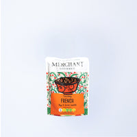A bag of Merchant Gourmet French Inspired Tomatoey Lentils 250g.
