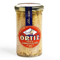 Ortiz Mackerel Fillets w-Olive Oil 250g