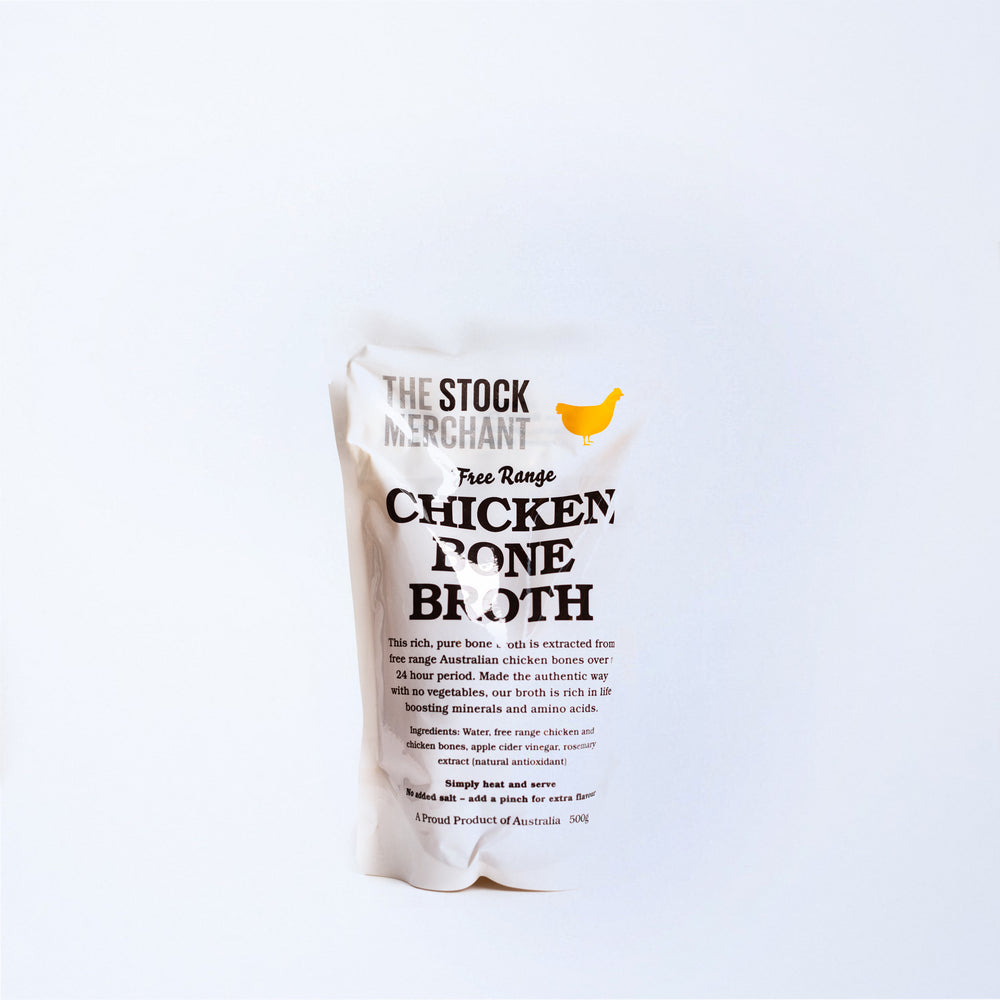 Stock Merchant Chicken Bone Broth