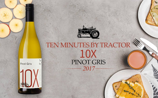 Ten Minutes by Tractor 10X Pinot Gris