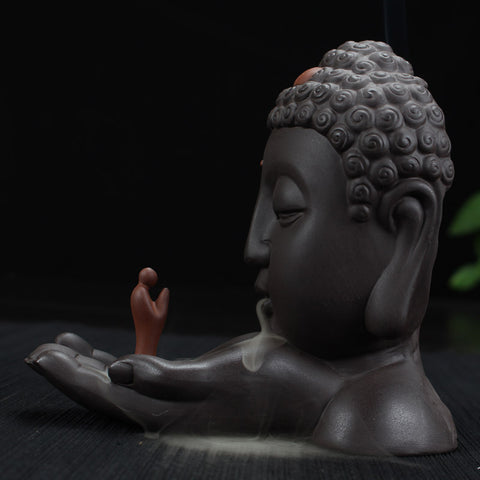 Buddha Incense Holder Burner - Gifts On The Tree