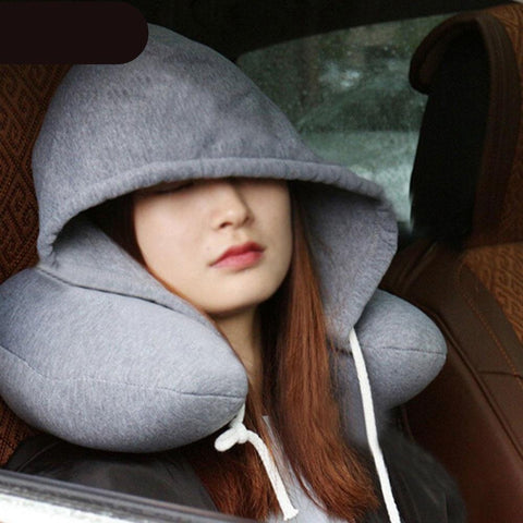U-Shape Travel Neck Pillow - Gifts On The Tree