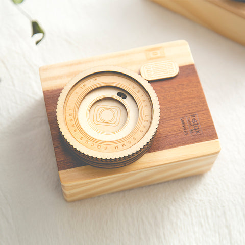 Camera Shape Pencil Holders - Gifts On The Tree