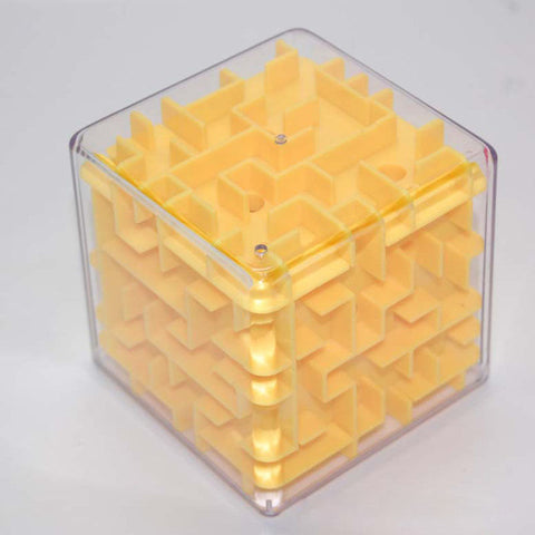 3D Magic Cube Maze Toy - Gifts On The Tree
