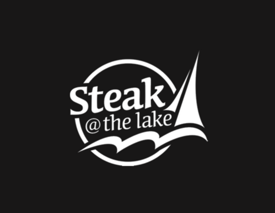 Steak at the Lake