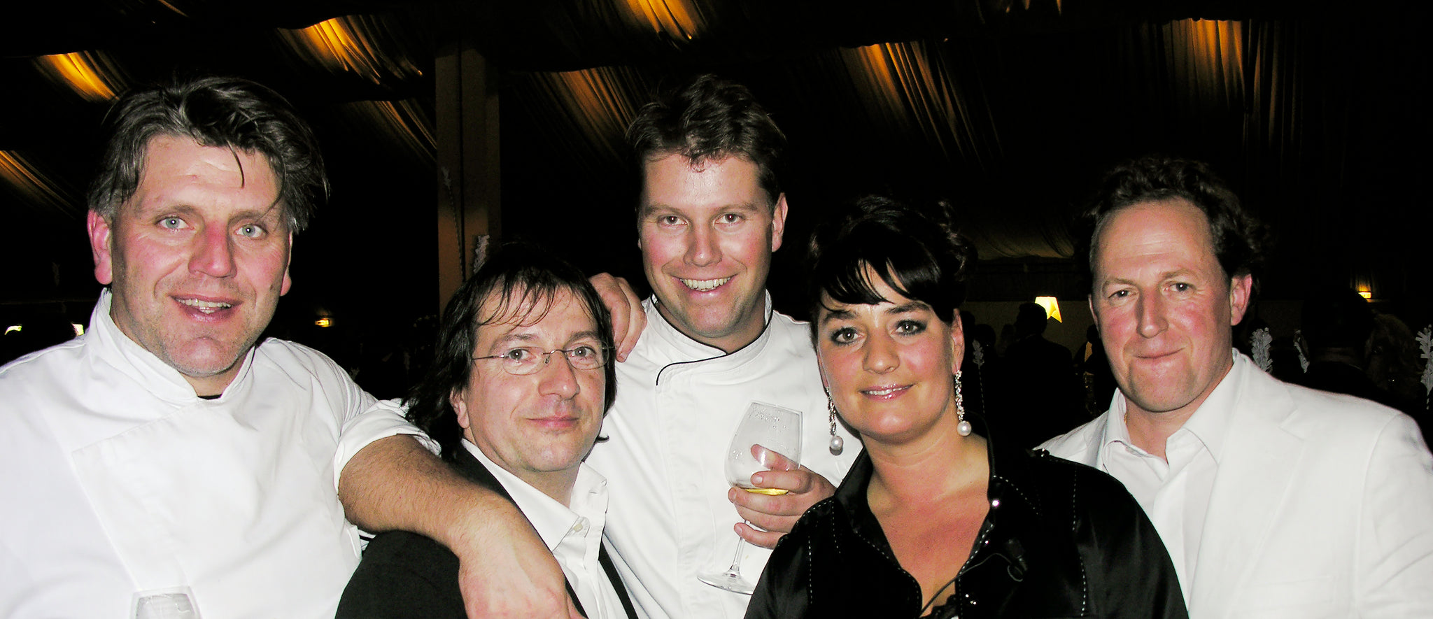 Toques et Clochers Jonnie and Therese de Boer Alain Caron