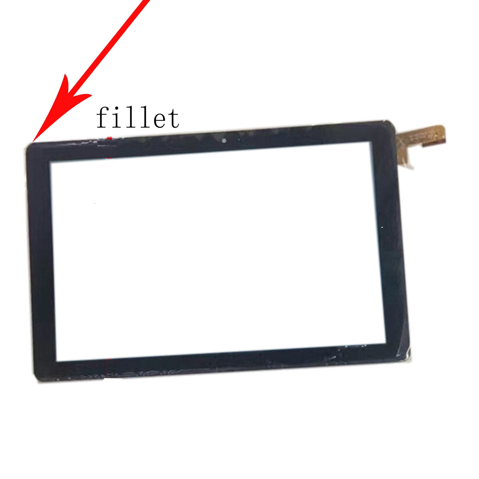"""EUTOPING R NEW 10.1 inch for 10.1"""" Mediacom WinPad touch screen Digitizer Replacement for tablet"""