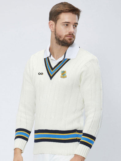 Men Cricket Sweaters & Jumpers - CWJ05 :19 - Sportsqvest