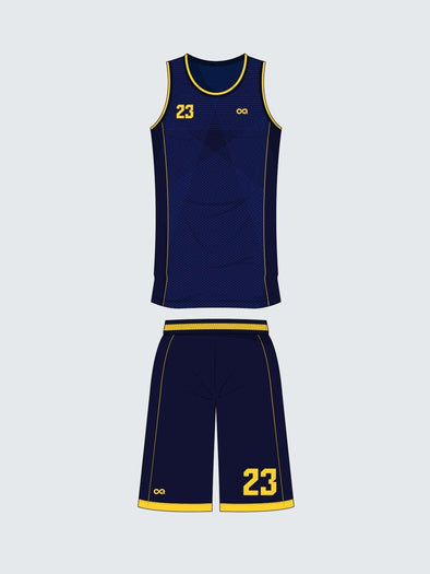 Custom Basketball Sets - Teamwear - BS1001