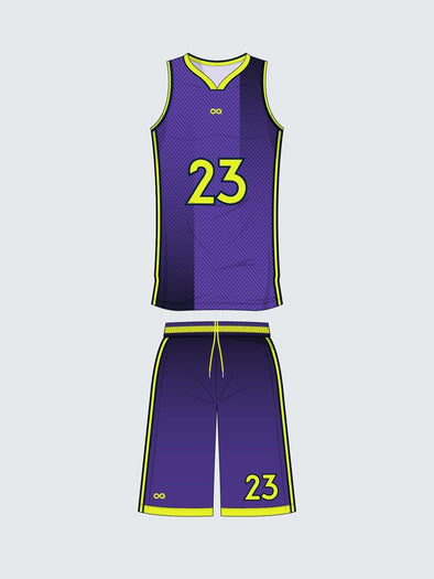 Custom Basketball Sets - Teamwear - BS1003 - Sportsqvest