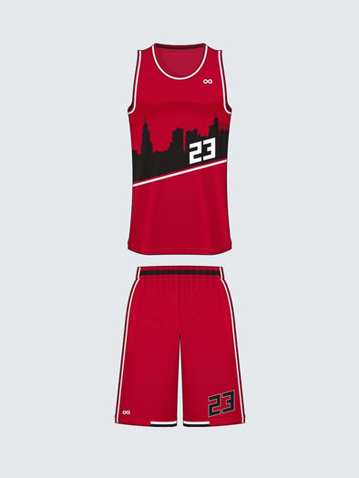 Custom Basketball Sets - Teamwear - BS1004