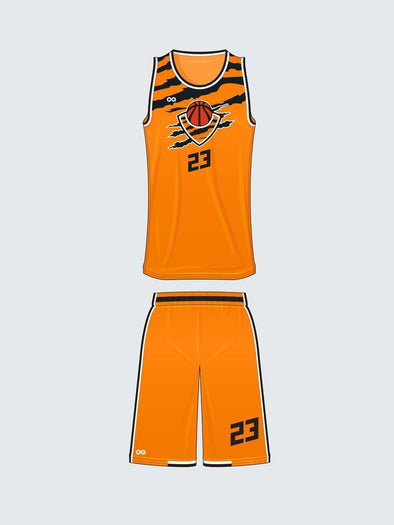 Custom Basketball Sets - Teamwear - BS1005 - Sportsqvest