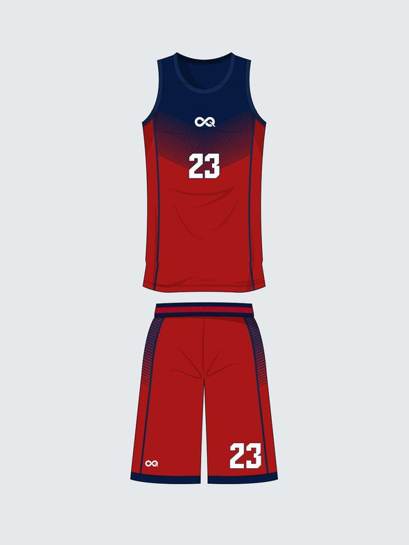 Custom Basketball Sets - Teamwear - BS1008 - Sportsqvest
