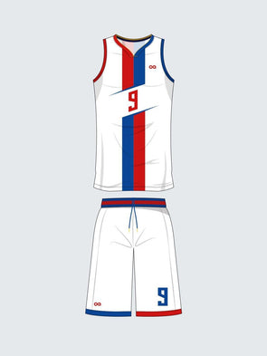 Custom Basketball Sets - Teamwear - BS1009 - Sportsqvest