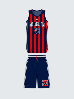 Custom Basketball Sets - Teamwear - BS1011