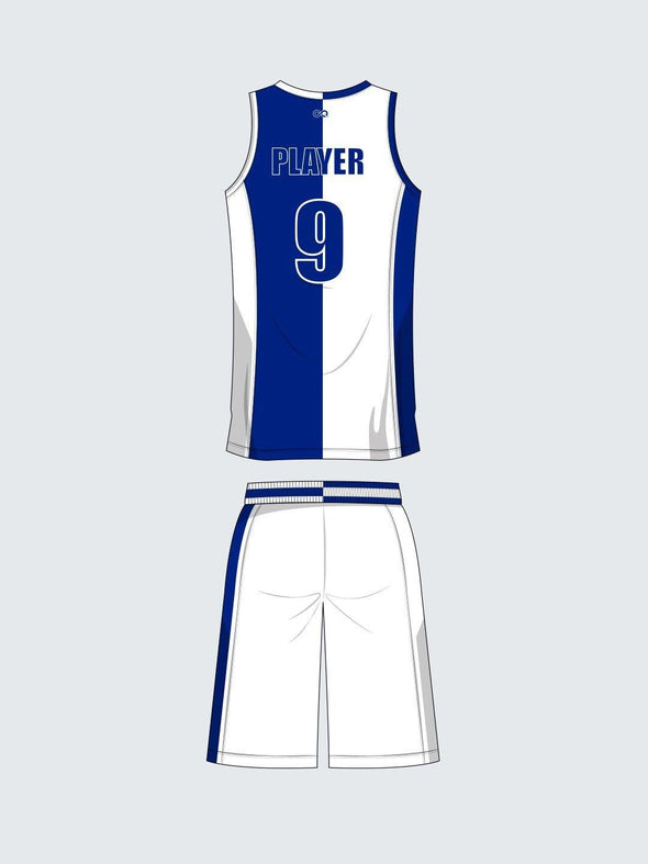 Custom Basketball Sets - Teamwear - BS1016
