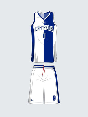 Custom Basketball Sets - Teamwear - BS1016 - Sportsqvest