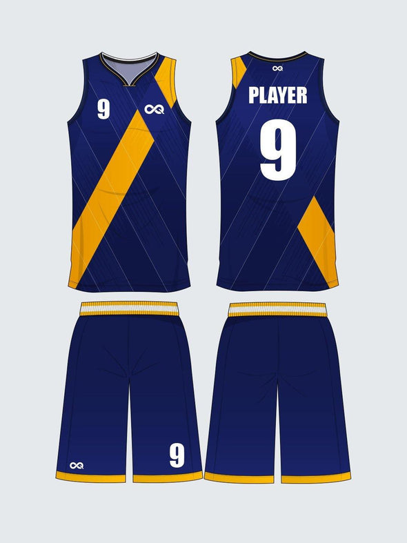 Custom Basketball Sets - Teamwear - BS1019 - Sportsqvest