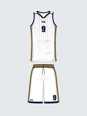 Custom Basketball Sets - Teamwear - BS1020 - Sportsqvest