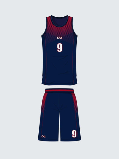 Custom Basketball Sets - Teamwear - BS1021 - Sportsqvest