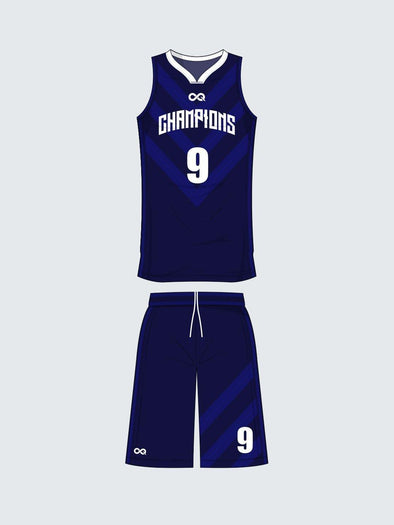 Custom Basketball Sets - Teamwear - BS1024 - Sportsqvest