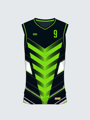 Custom Geometric Basketball Jersey-BT1020