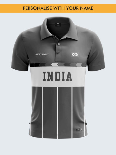 Custom Printed Concept Jersey India Retro World Cup 1996-IN1007