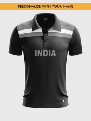 Custom Printed Concept Jersey India Retro World Cup 1992-IN1006