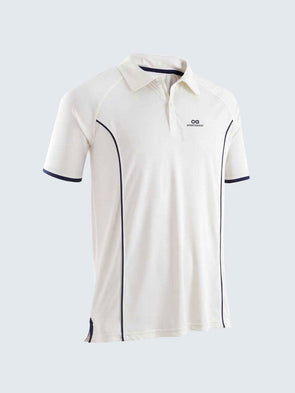 Men Cricket Whites Jersey CW02 :19 - Sportsqvest