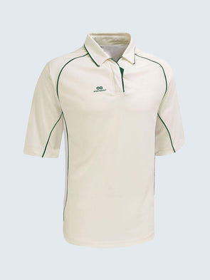 Men Cricket Whites Jersey CW05 :19 - Sportsqvest