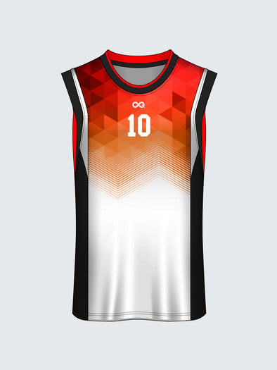 Customise Abstract Basketball Jersey-BT1001