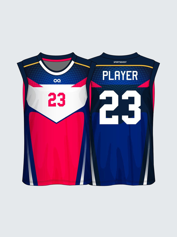 Customise Abstract Basketball Jersey-BT1002