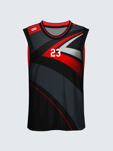 Customise Abstract Basketball Jersey-BT1004