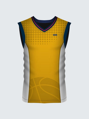 Custom Solid Basketball Jersey-BT1006