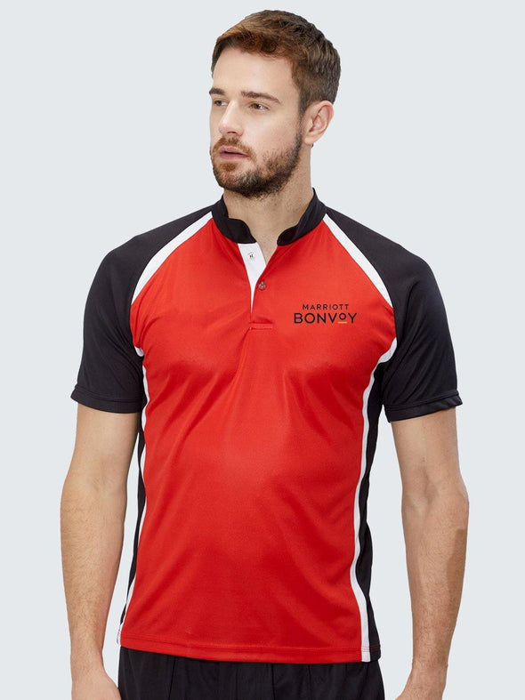 Custom Leisure Cut & Sew Polyester T-Shirts - Sportsqvest