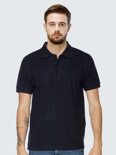 Custom Corporate Prestige Solid Polo
