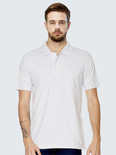 Custom Leisure Solid 2-Way Stretch Polo