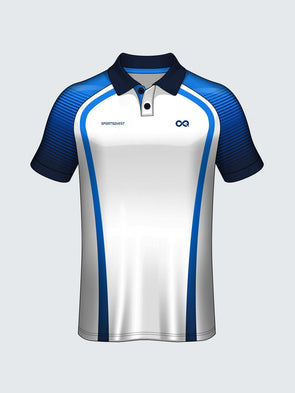 Customise Polo Solid Cricket Jersey-CT1008