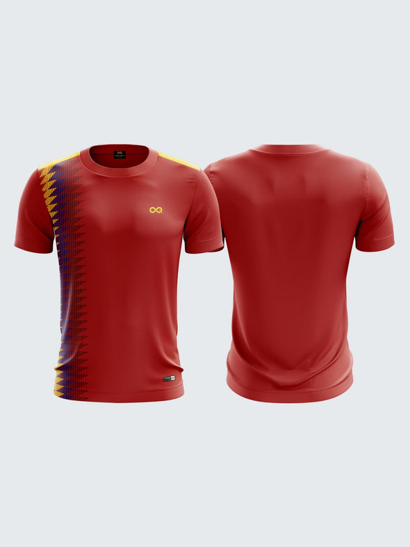 Custom Printed Concept Jersey Spain National Home 2018-IN1009