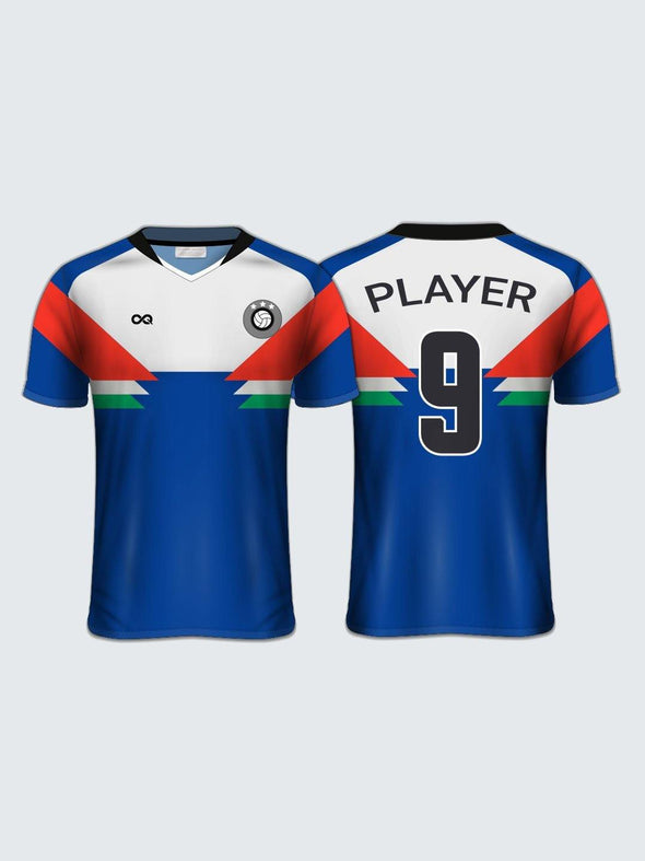 Customise Abstract Football Jersey-FT1011
