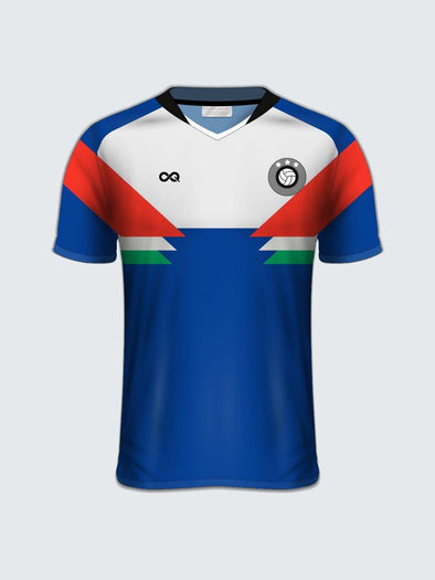 Customise Abstract Football Jersey-FT1011 - Sportsqvest