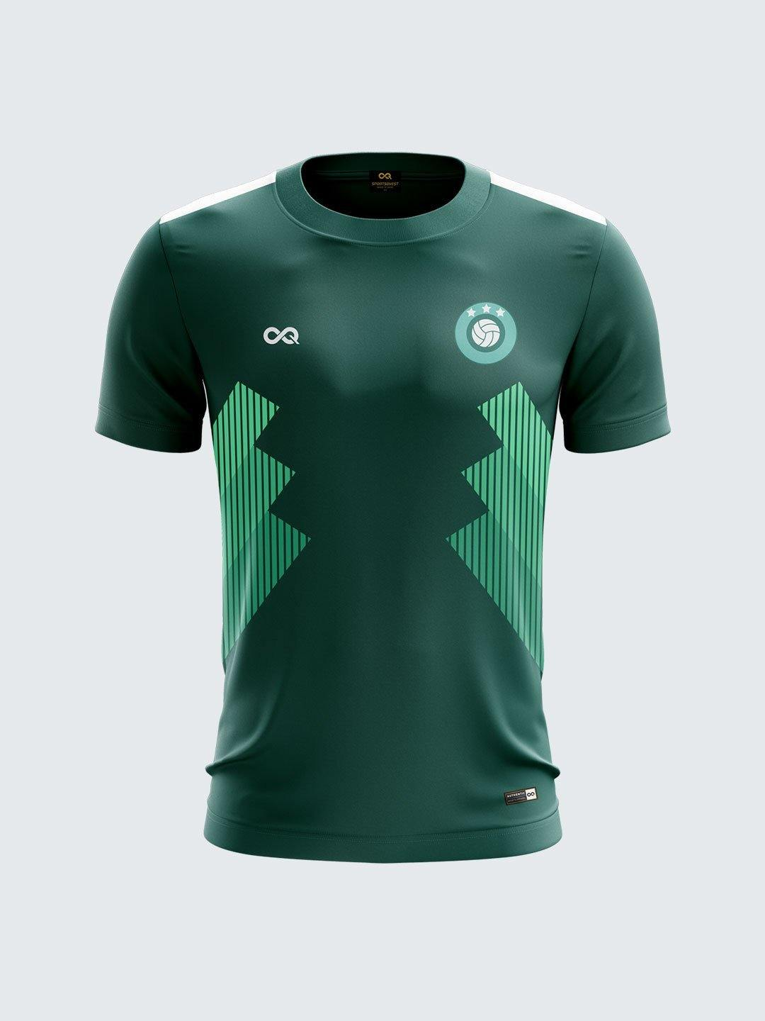 best service dcab5 bea88 Custom Mexico Concept Football Jersey-FT1019