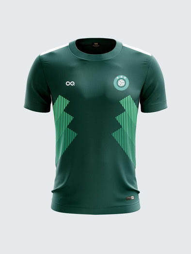 Custom Mexico Concept Football Jersey-FT1019