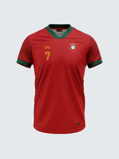 Custom Teamwear Football Jersey - FT1064