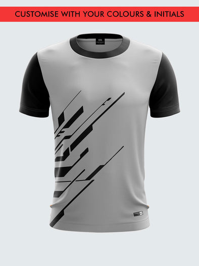 Custom Printed Abstract Personalise Jersey-IN1001A
