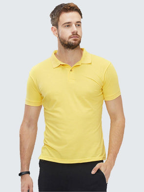 Custom Leisure Inside Out Cotton Sports Polo