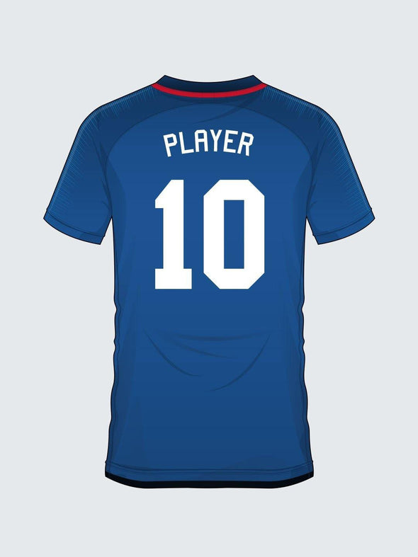 Custom Japan Concept Football Jersey-FT1005