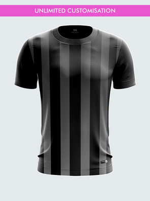 Custom Printed Striped Sports Jersey-IN1005