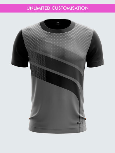 Custom Printed Abstract Sports Jersey-IN1019